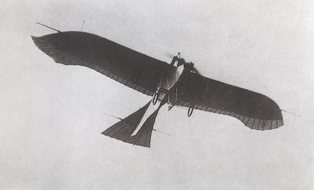 WW1 German Taube Aeroplane